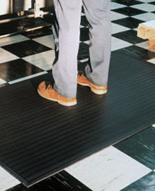 Comfort Step Ribbed Floor Matting