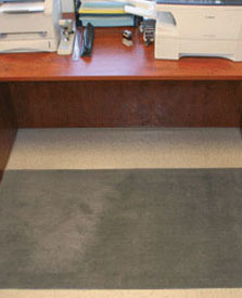 Tuff Plush Anti-Fatigue Carpet Mat