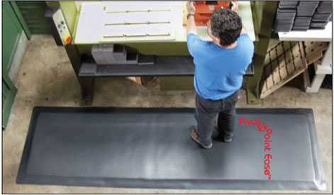 Industrial Smooth™ Anti-Fatigue Mats